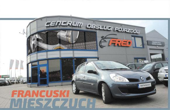 (Auta używane) Renault Clio III – Francuski Mieszczuch